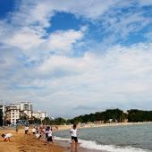 逛鹭岛-厦大白城沙滩