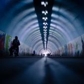 厦大芙蓉隧道