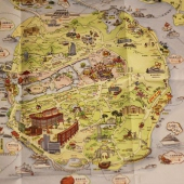 鼓浪屿地图