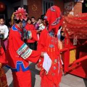 闽南的婚嫁习俗礼节