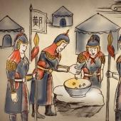 厦门中秋博饼的历史起源