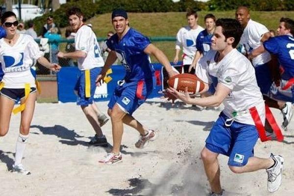 02:Beach Party  沙滩派对