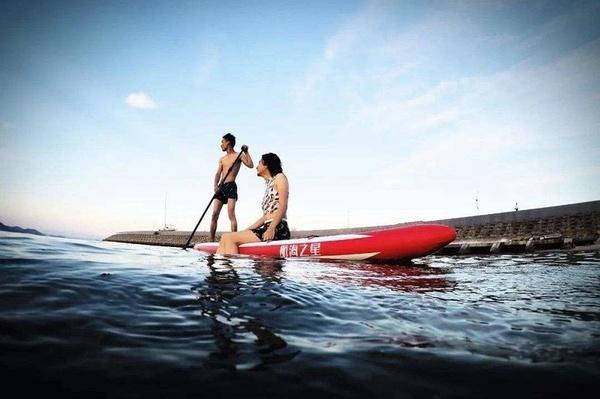 桨 板 体 验