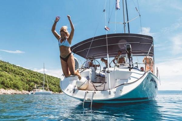 加价换购 Sailing party 帆船出海派对