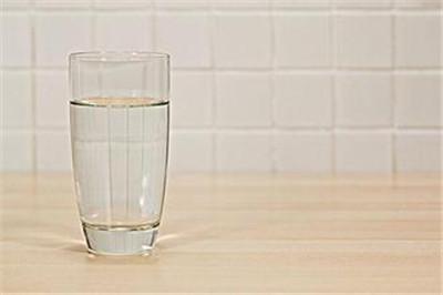 最健康的饮料是白开水