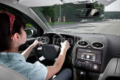 开车注意通风透气