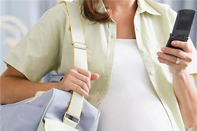 孕期使用电子产品注意事项