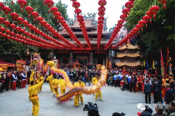 【玩转集美九景】霞城香火,被古韵包围的感觉……