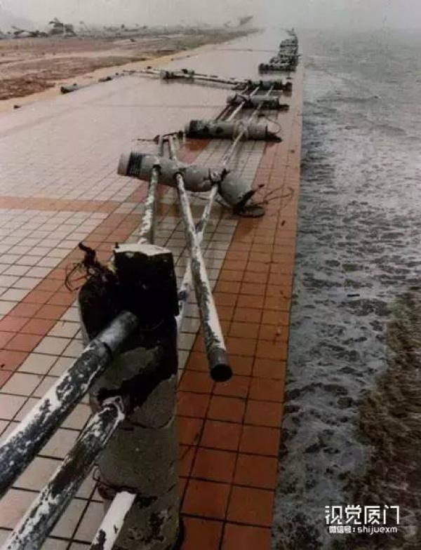厦门史上最强的三次台风,直接把轮船吹上岸,近千人丧生!