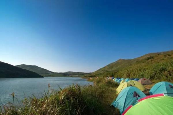 集美周边游丨这些绝美露营地,我要挨个浪过去,你来吗?