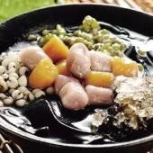 闽南美食四果汤