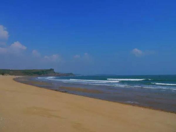 集美周边游|白塘湾,枕一湾碧海蓝天的梦境