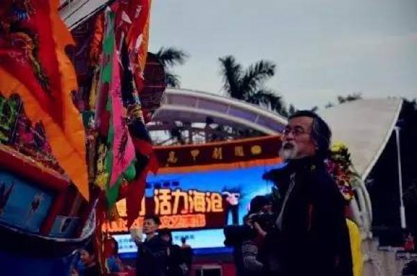 """【多图】震撼!国家非遗""""送王船""""在海沧钟山举行!大雨也浇不灭海沧人的热情!!!"""