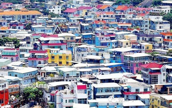 厦门岛上的178个村庄今何在?