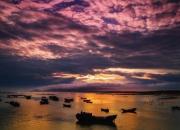 福建霞浦闾峡沙滩