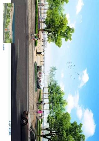 马銮湾新城颜值又逆天!打造龙形湿地公园、四季花林,美得让你目瞪口呆!