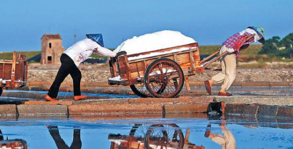 集美周边游丨泉港有个天空之境,天气好时分不清天与地!