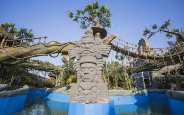 厦门方特水上乐园(第三期)将于6月23日盛大开业,等你来,来就送大福利,一起去浪吧!