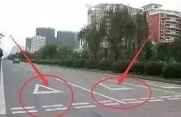 闽D车主注意!7月1日起不认识这5种标线,两本驾照都不够扣...