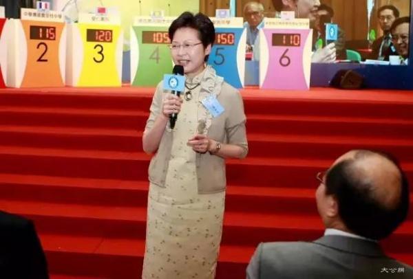 出身贫寒的香港女特首,将两个儿子送入剑桥,她的教育观值得品味