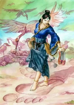 上古时代六十个神话传说,炎黄子孙都应该知道!