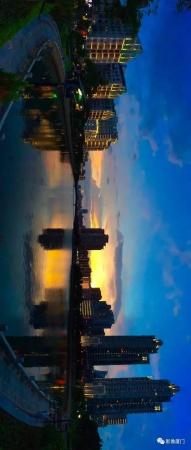 极美影像丨台风登陆前夕,风起云涌的厦门,震撼了全国。