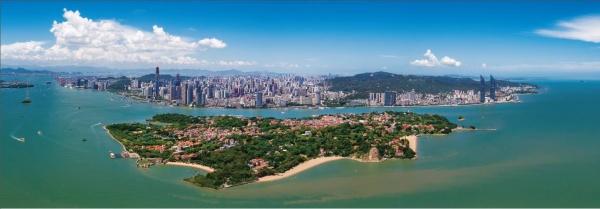 多位专家学者论证了这一史实郑成功是厦门港的奠基人