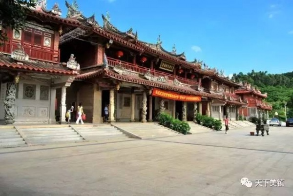 集美周边游看红砖文化,去厦门这座古村落你就知道了!!!