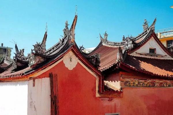 台湾同胞组团来集美,不是旅游,竟是为了这座千年宫殿......